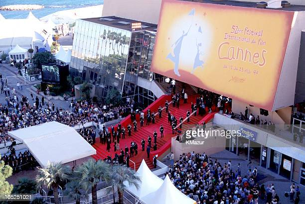 Palais des Festival during 1999 Cannes Film Festival Grand Opening in Cannes France