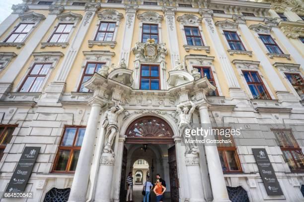 Palais Kinsky city palace Vienna