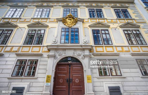 Palais Porcia Vienna