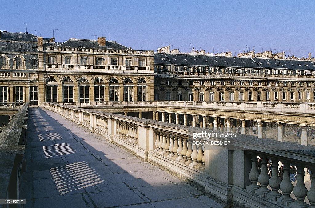 Palais Royal Paris IledeFrance France