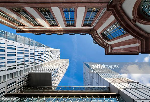Palais Thurn und Taxis and Nextower
