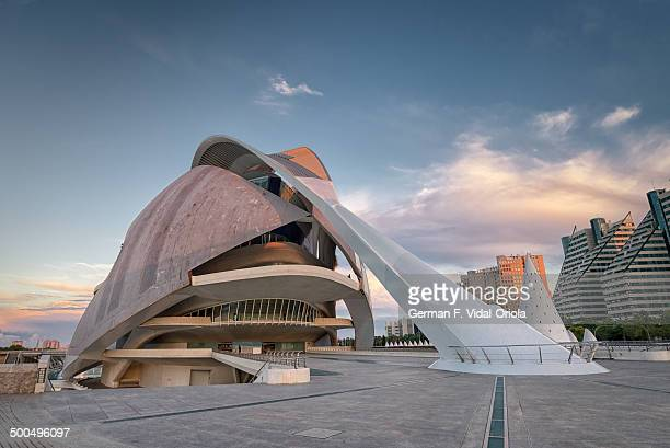 CONTENT] Palau de les Arts Reina Sofia anglicised as 'Reina Sofía Palace of the Arts' is an opera house and cultural centre in Valencia Spain It was...