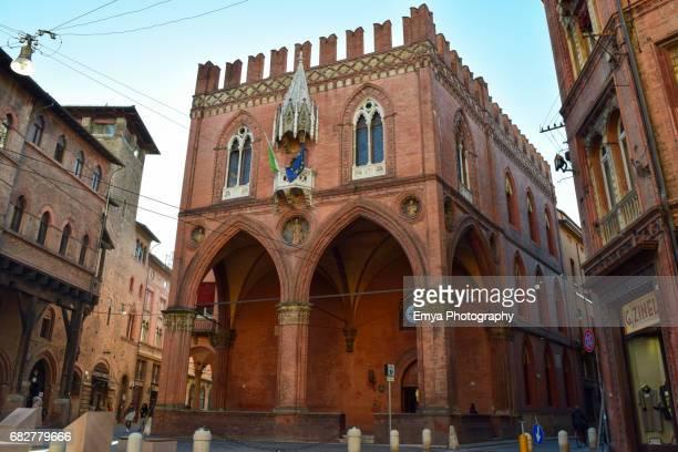 Palazzo della Mercanzia - Bologna, Italy