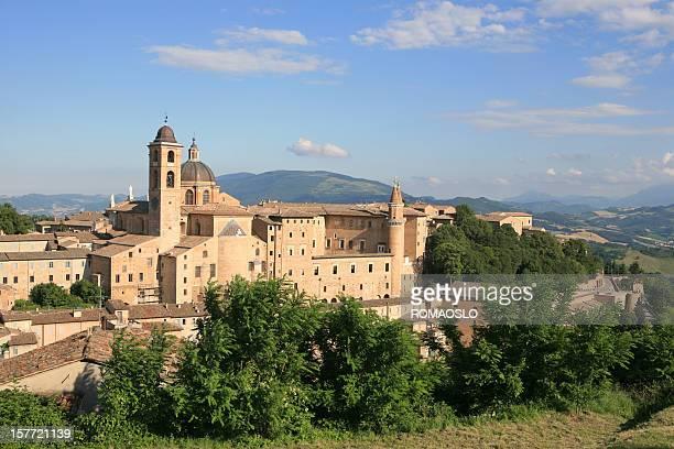 Palazzo Ducale di Urbino e dintorni, Marche Italia