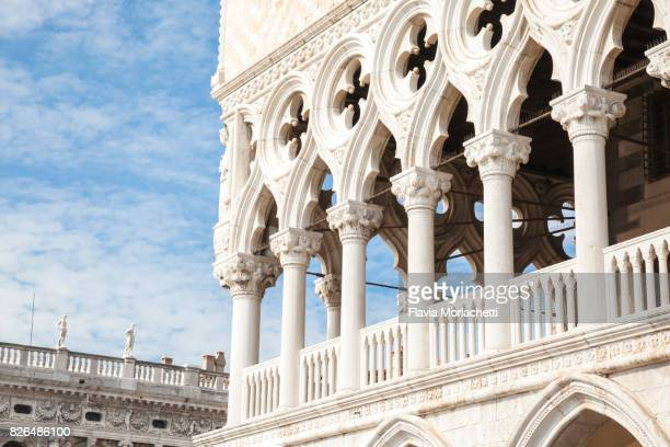 'Palazzo Ducale' or Doge's Palace in Venice