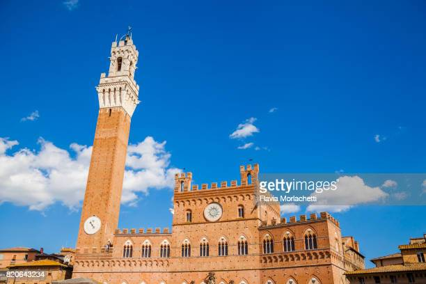 'Palazzo Pubblico' of Siena, Tuscany