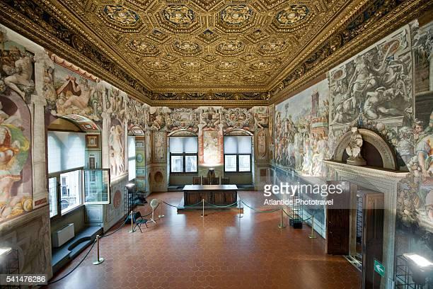 Palazzo Vecchio, quartieri monumentali