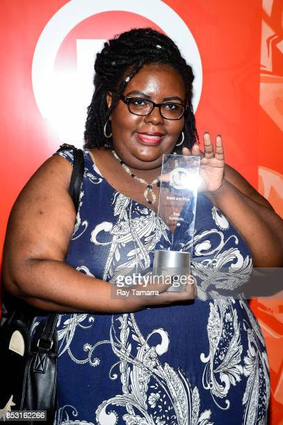 'Pale Horse' screenwriter Chris Courtney Martin wins the Best Screenplay Award at the 21st Annual Urbanworld Film Festival Awards Ceremony Brunch at...