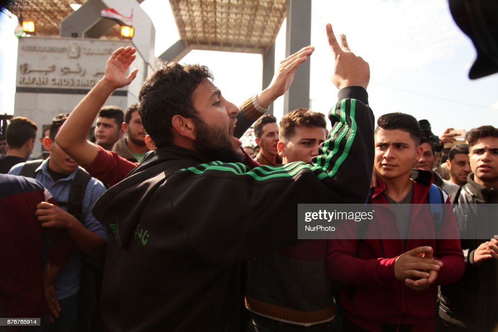 Protest in Gaza