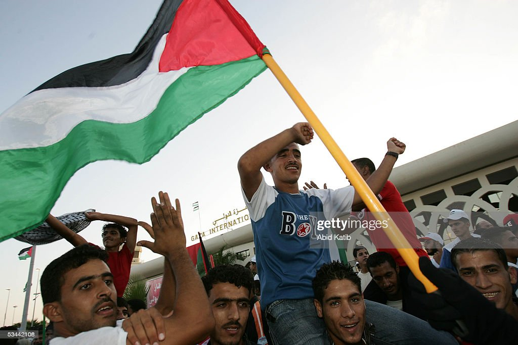Gaza strip august 2005