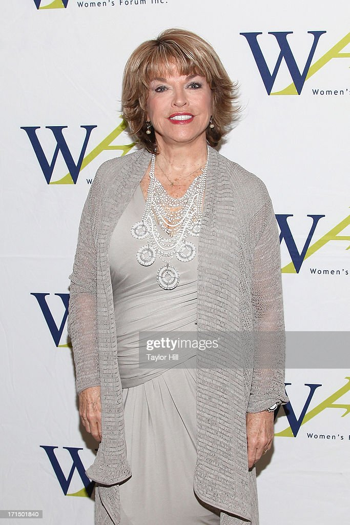 Paley Center for Media President and CEO Pat Mitchell attends the 3rd annual Elly Awards luncheon at The Plaza Hotel on June 25, 2013 in New York City.