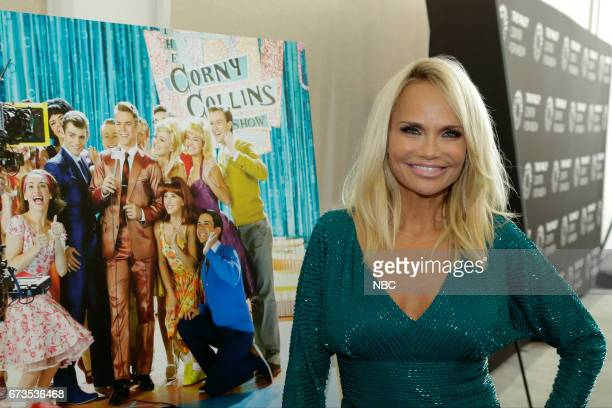 LIVE 'Paley Center Hairspray Live Costume Exhibit Opening' Pictured Kristin Chenoweth at the Hairspray Live Costume Exhibit in Beverly Hills April 21...