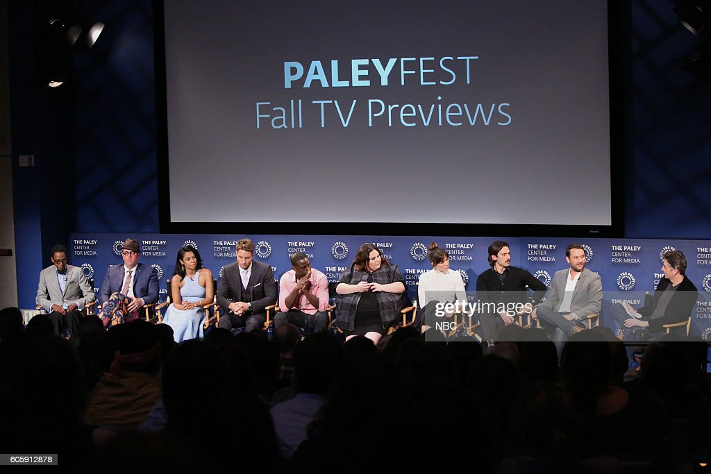 "NBC's ""This is Us"" - Paleyfest Fall Preview"