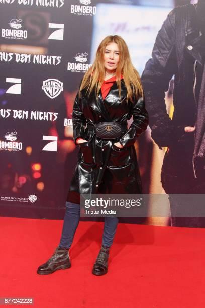 Palina Rojinski attends the German premiere 'Aus dem Nichts' on November 21 2017 in Hamburg Germany
