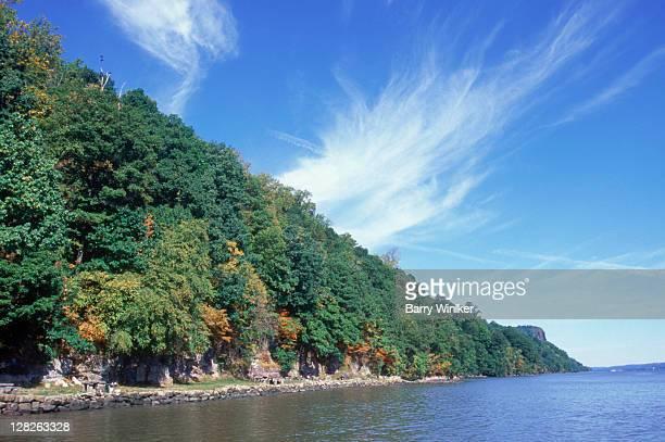 Palisades Cliffs & Hudson River, NJ