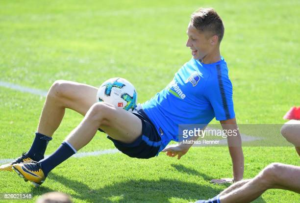 Palko Dardai of Hertha BSC during the training camp on august 3 2017 in Schladming Austria