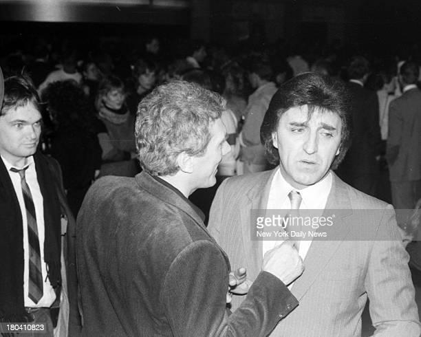 Palladium Nightclub on East 14th Street NYC Meeting of fomer Yankee baseball players on Thurdays night at Palladium Phil Linz and Joe Pepitone who...