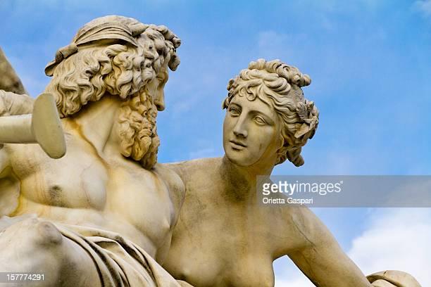 Pallas-Athene Fountain, Vienna