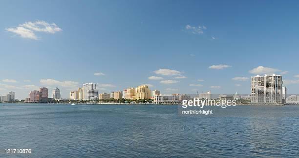 Palm Beach, Florida skyline