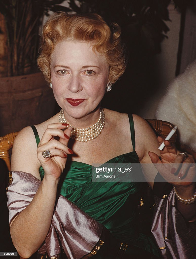 Palm Beach hostess Dolly O'Brien at a polo ball 1955 A Wonderful Time Slim Aarons