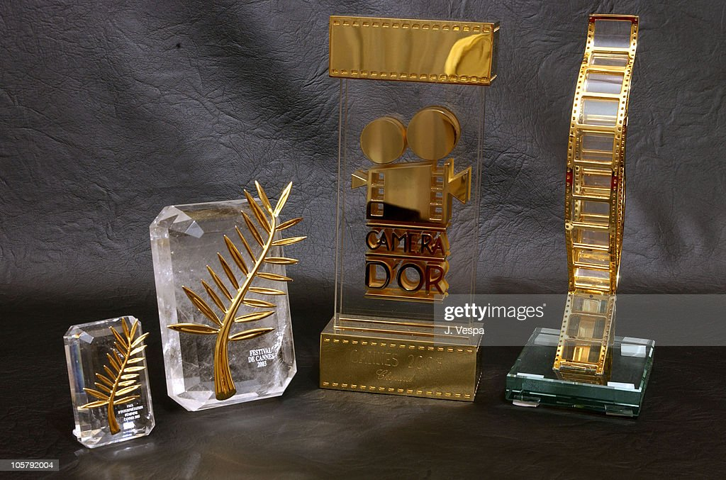 Cannes Film Festival - Chopard Trophies  Getty Images