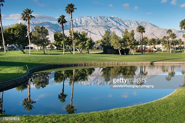 Parcours de Golf à Palm Springs