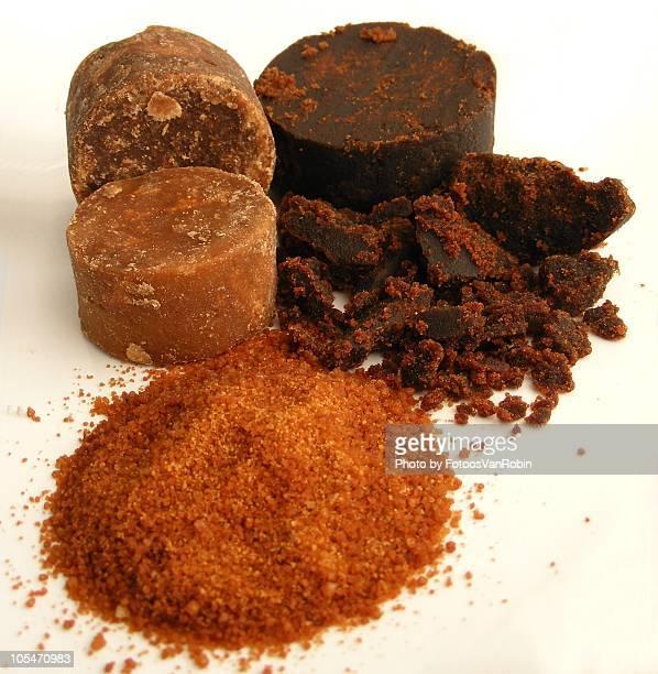 Palm sugar varieties