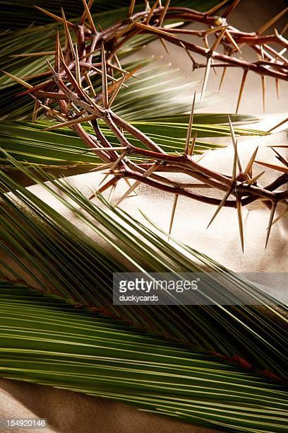 Palm Sunday and Good Friday Background