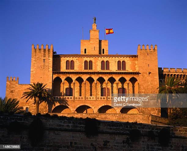 Palma, Almudaina Palace.