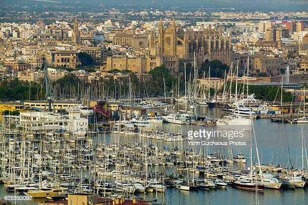 Palma De Majorca, Island Of Majorca, Balearic,Spain