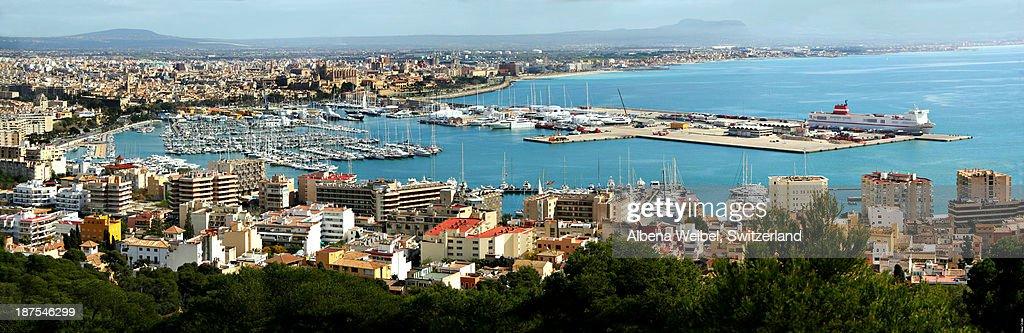 Palma de Mallorca, Harbor