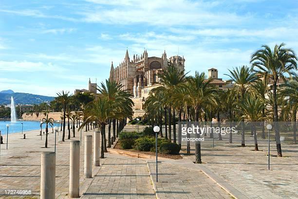 Palma de Mallorca, Mallorca in Spanien