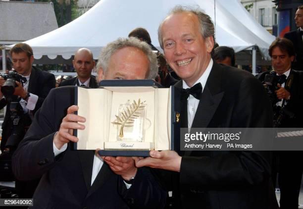 Palme d'Or winners JeanPierre Dardenne and Luc Dardenne