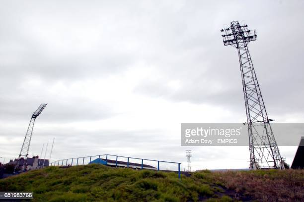 Palmerston Park Dumfries home of Queen of the South