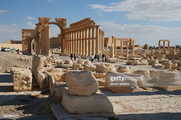 CONTENT] Palmyra Syria large image