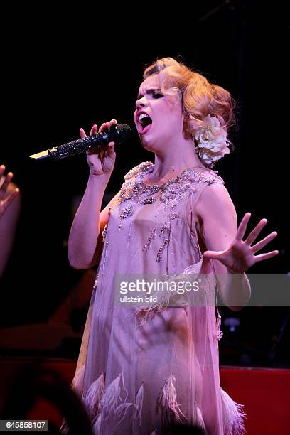 Paloma Faith 'A Perfect Contradiction'TourGloria Theater Köln