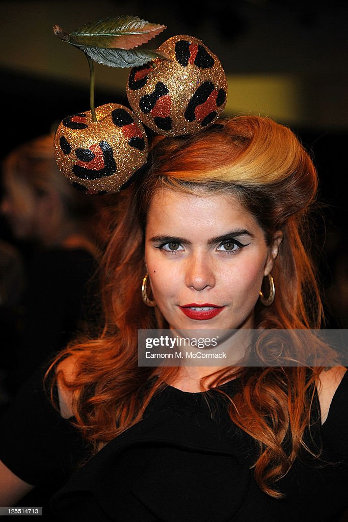 Paloma Faith at The Launch Of House Of Dereon By Beyonce And Tina Knowles at Selfridges on September 17 2011 in London England