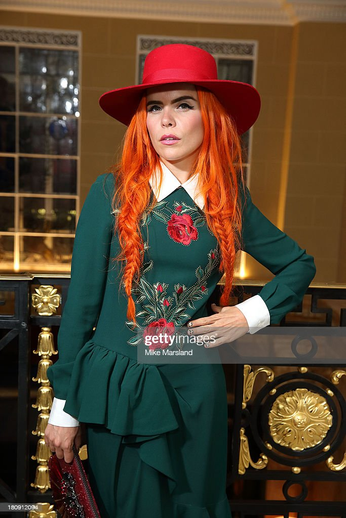 <a gi-track='captionPersonalityLinkClicked' href=/galleries/search?phrase=Paloma+Faith&family=editorial&specificpeople=4214118 ng-click='$event.stopPropagation()'>Paloma Faith</a> attends the 25th birthday party of Marie Claire at Hotel Cafe Royal on September 17, 2013 in London, England.