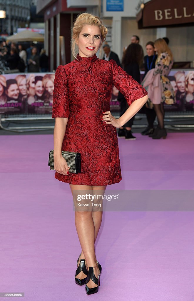 <a gi-track='captionPersonalityLinkClicked' href=/galleries/search?phrase=Paloma+Faith&family=editorial&specificpeople=4214118 ng-click='$event.stopPropagation()'>Paloma Faith</a> attends the European Premiere of 'Miss You Already' at Vue West End on September 17, 2015 in London, England.
