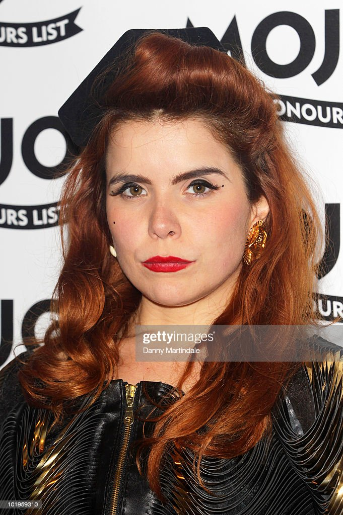 <a gi-track='captionPersonalityLinkClicked' href=/galleries/search?phrase=Paloma+Faith&family=editorial&specificpeople=4214118 ng-click='$event.stopPropagation()'>Paloma Faith</a> attends The Mojo Honours List at The Brewery on June 10, 2010 in London, England.