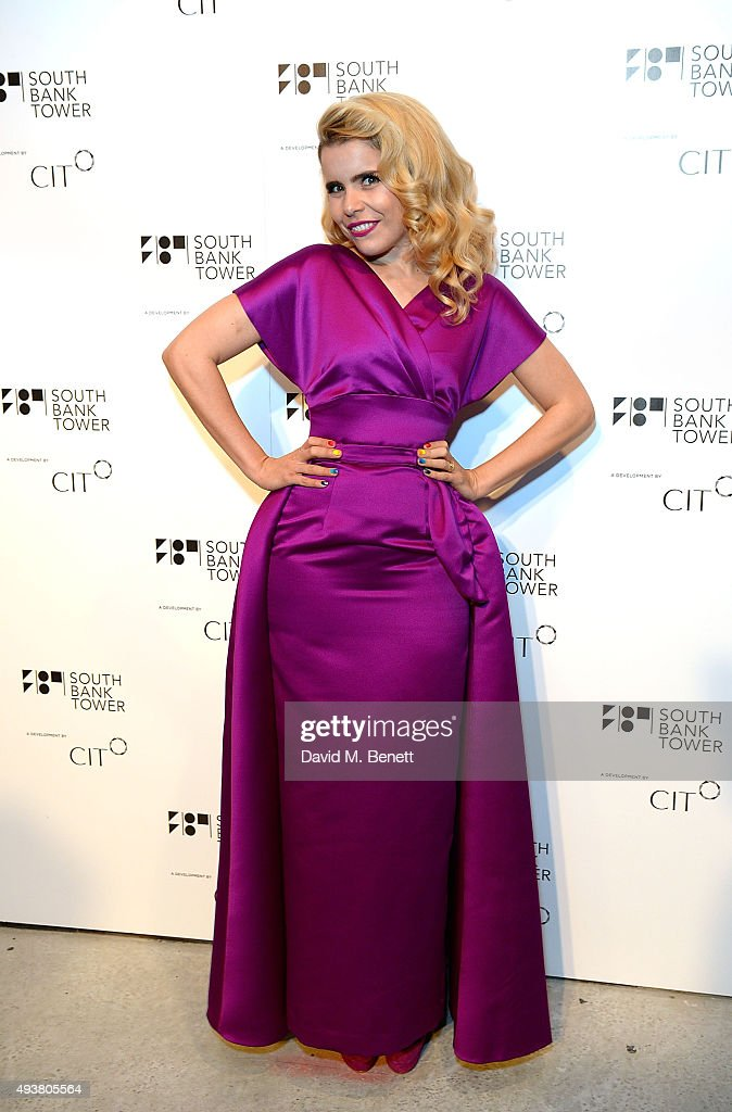 <a gi-track='captionPersonalityLinkClicked' href=/galleries/search?phrase=Paloma+Faith&family=editorial&specificpeople=4214118 ng-click='$event.stopPropagation()'>Paloma Faith</a> attends the opening of new landmark 41-storey development, South Bank Tower, with an exclusive event in the penthouse complete with a private performance by <a gi-track='captionPersonalityLinkClicked' href=/galleries/search?phrase=Paloma+Faith&family=editorial&specificpeople=4214118 ng-click='$event.stopPropagation()'>Paloma Faith</a>, at South Bank Tower on October 22, 2015 in London, England.