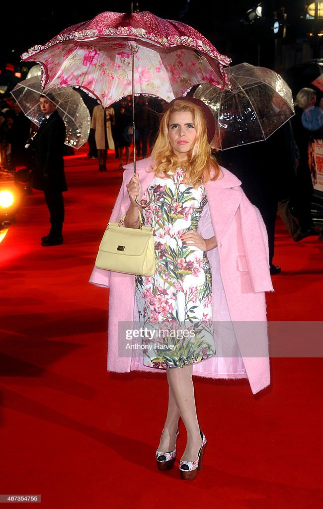 <a gi-track='captionPersonalityLinkClicked' href=/galleries/search?phrase=Paloma+Faith&family=editorial&specificpeople=4214118 ng-click='$event.stopPropagation()'>Paloma Faith</a> attends the World Premiere of 'Cuban Fury' at Vue Leicester Square on February 6, 2014 in London, England.