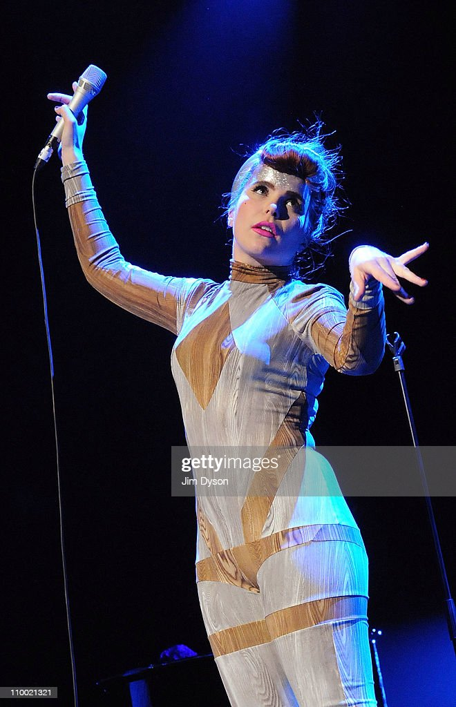 Paloma Faith performs during the 'Women Of The World: Equals' live concert to celebrate the 100th anniversary of Internatioanl Women's Day at the Royal Festival Hall on March 11, 2011 in London, England.