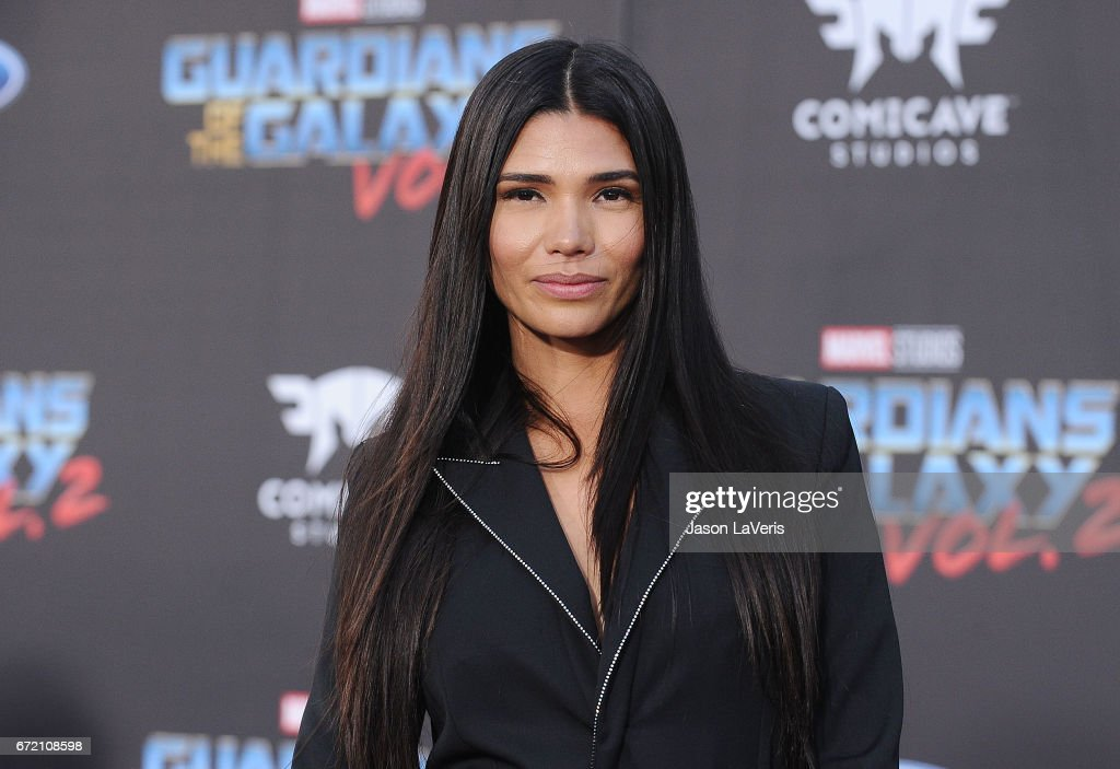 Paloma Jimenez attends the premiere of 'Guardians of the Galaxy Vol. 2' at Dolby Theatre on April 19, 2017 in Hollywood, California.