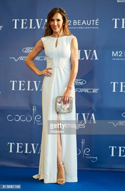 Paloma Lago attends Arts Sciences and Sports Telva Awards 2017 at Palau de Les Arts Reina Sofia on July 12 2017 in Valencia Spain