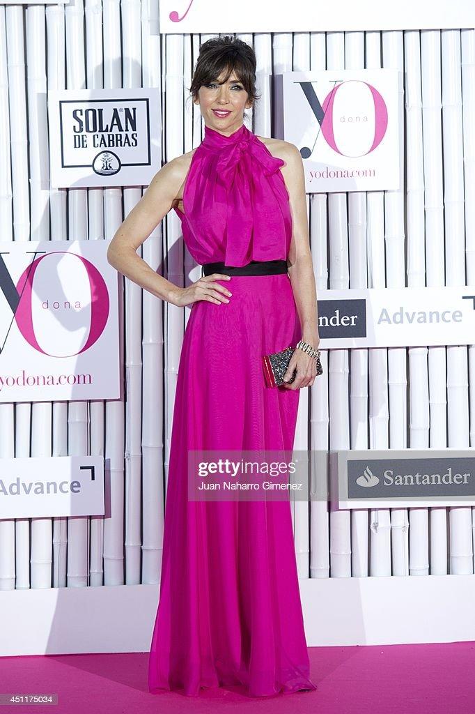 Paloma Lago attends 'IX International Yo Dona Awards' at Zarzuela Hippodrome on June 24, 2014 in Madrid, Spain.