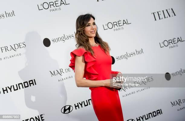 Paloma Lago during 'La Moda En La Calle' Photocall on June 20 2017 in Madrid Spain