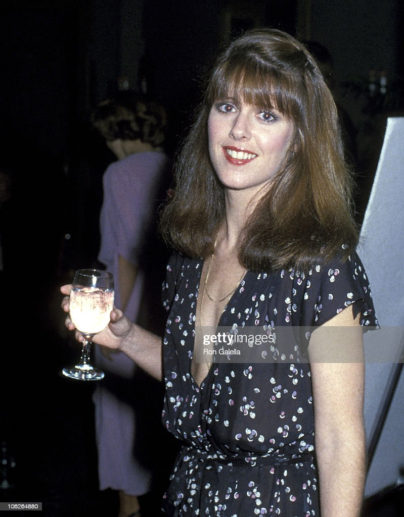 Pam Dawber during Look Magazine Party February 14 1979 at Jimmy's Restaurant in Beverly Hills California United States