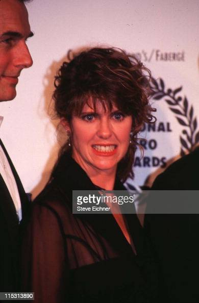 Pam Dawber during National Hero Awards 1994 in New York City New York United States