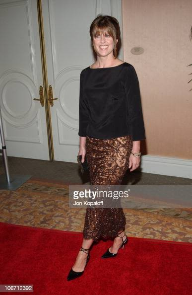Pam Dawber evening host during Covenant House California's Youth Dinner Gala Honors Charlize Theron Sharon Osbourne and the 'Monster' Team at The...